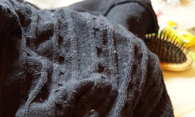 как убрать катышки со свитера 6 действенных способов