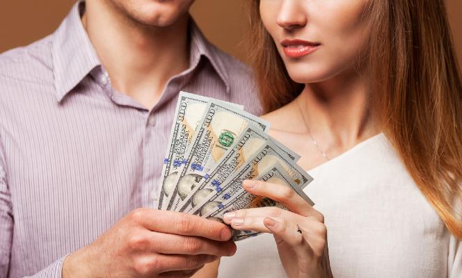 Разлад в семье из-за денег
