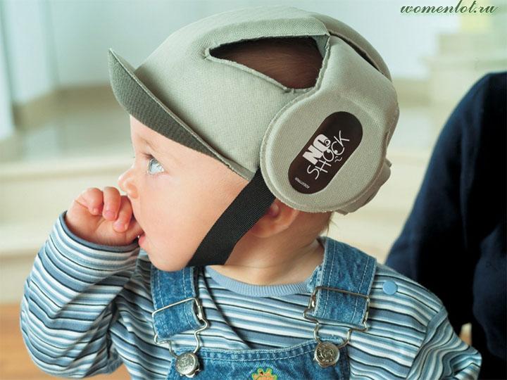 Полезные привычки: зачем надевать шлем