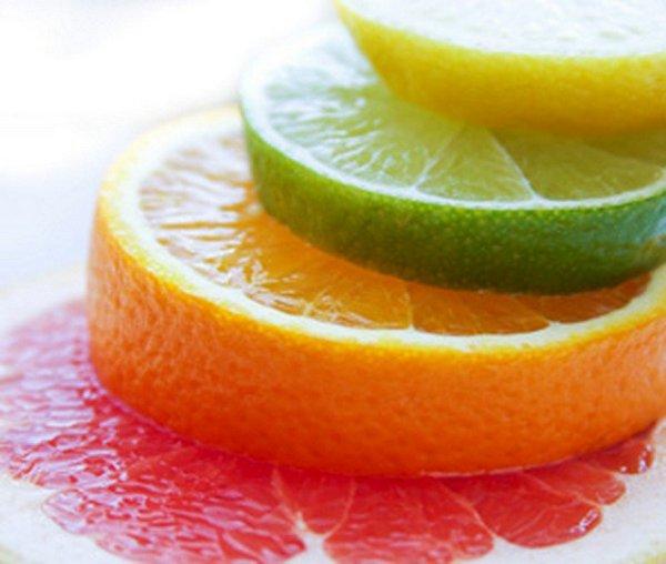 Цитрусовые фрукты. Полезные свойства