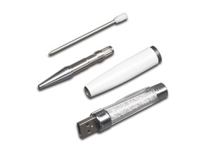 Флешка пишущая ручка