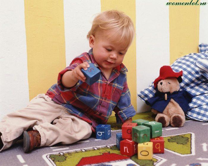 Игра - этапы развития ребенка