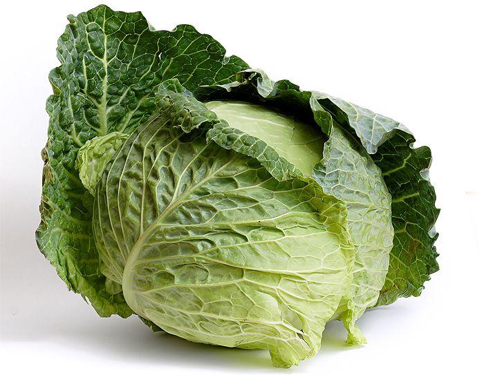 Популярный овощ капуста