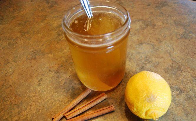 Лечение ребенка медом и лимоном