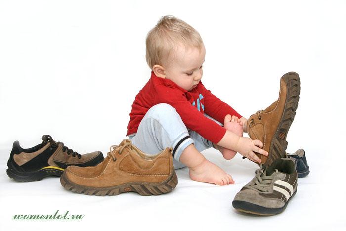 Требования к детской обуви, гигиеническая обувь