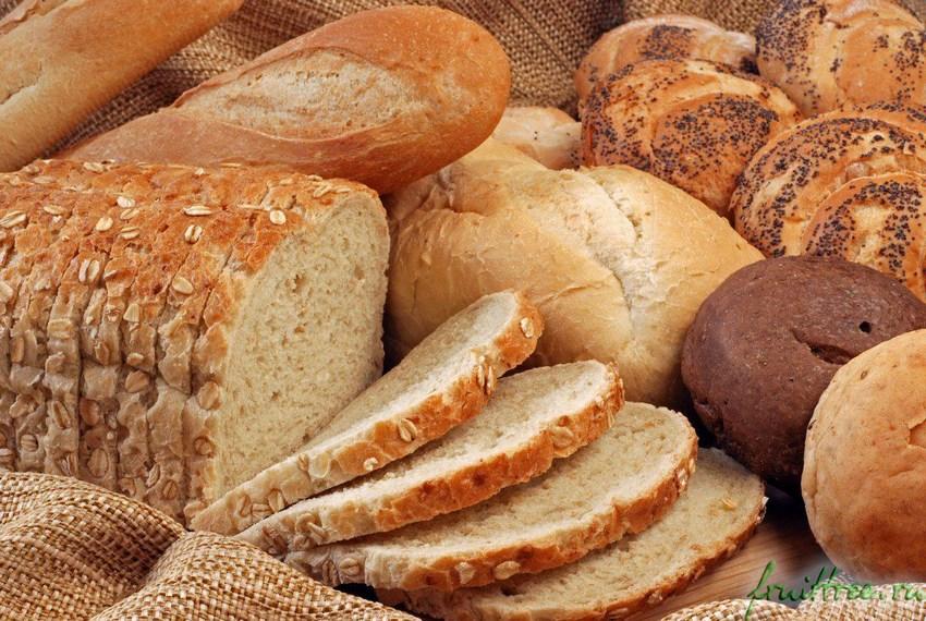 Выпечка хлеба в хлебопечке