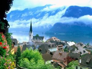 Австрия весной