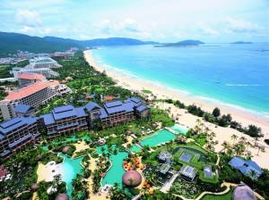 Остров Хайвань весной
