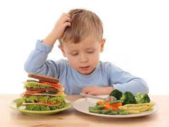 Правильное питание малыша