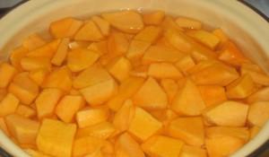 Пищевой сорт тыквы для диеты