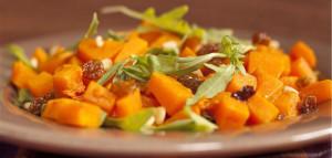 Тыквенная диета - тыквенный салат