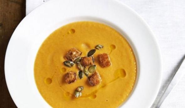 Тыквенная диета - тыквенный суп