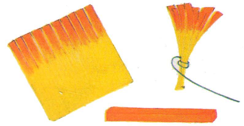 Как сделать крокусы из бумаги