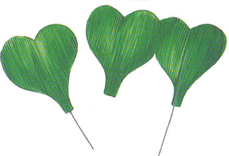Клевер с четырьмя листочками - фото 1