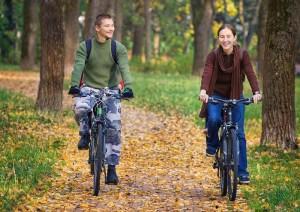 Осення велопрогулка