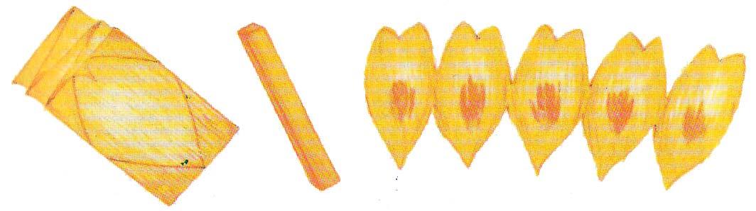 Цветы из бумаги Примулы фото 1