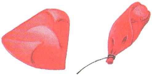 Цветы из бумаги: бутоны роз фото 2