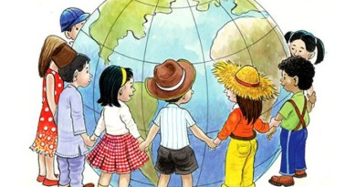 Воспитание детей в разных странах