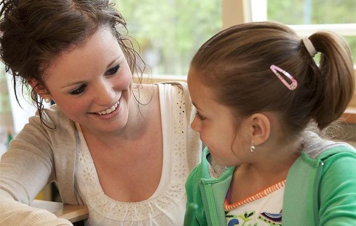 Правильное общение с ребенком