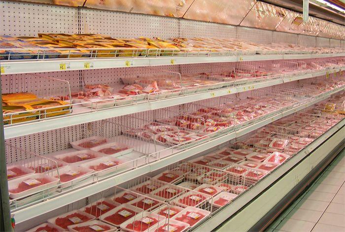 Полуфабрикаты из мяса и рыбы