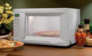 Применение микроволновой печи