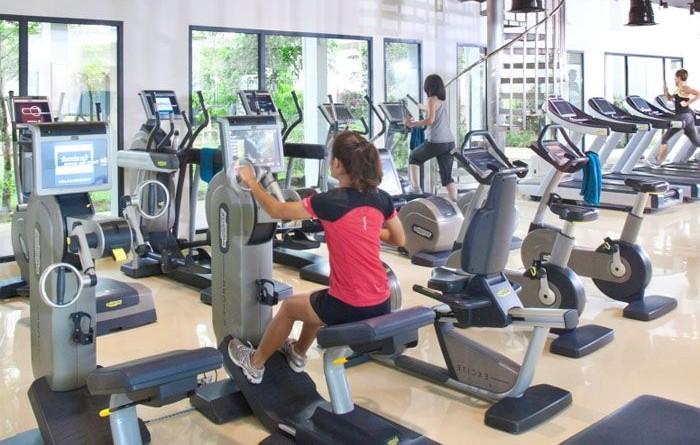 Выбор фитнес клуба