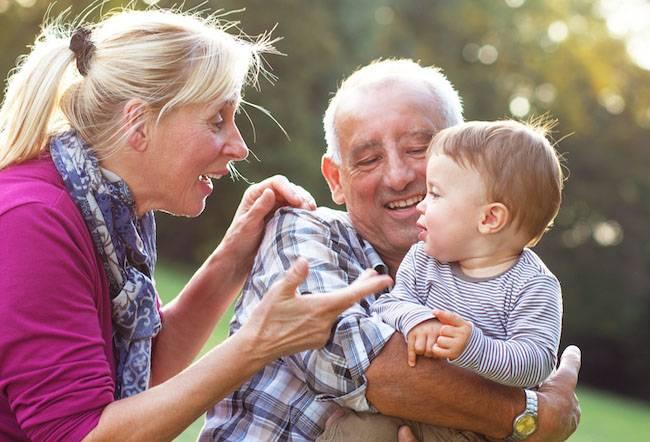 Что должны знать бабушки и дедушки о воспитании