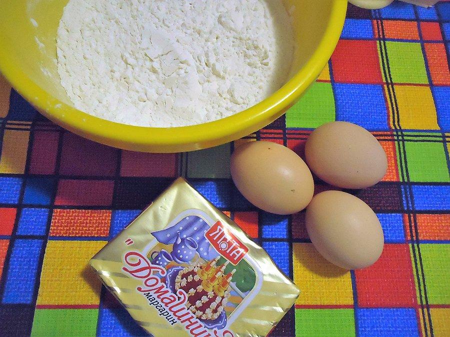 Хворост рецепт с фото 1 пошагово